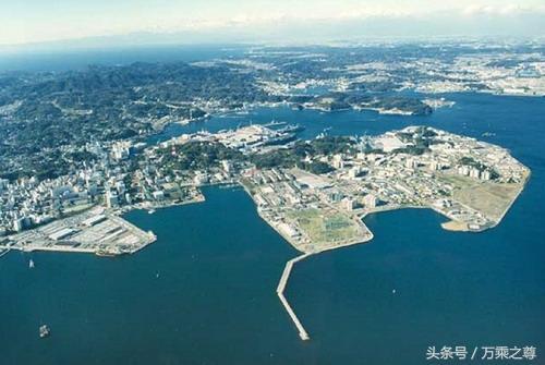 带你参观日本海上自卫队横须贺基地里毎一幢建筑