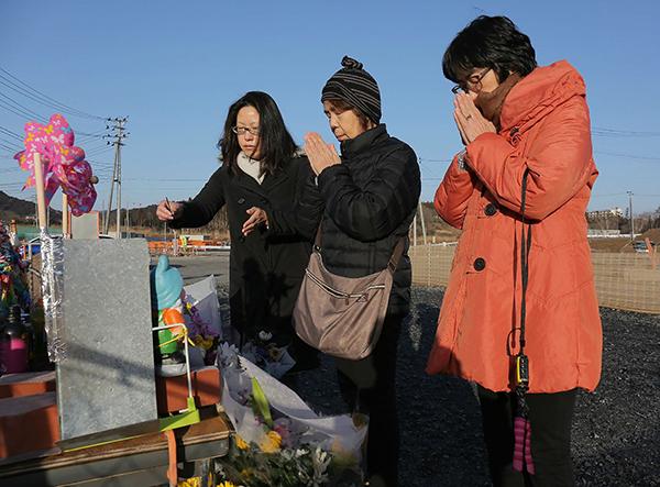 日本3.11大地震七周年:逾七万人仍在过着避难生活