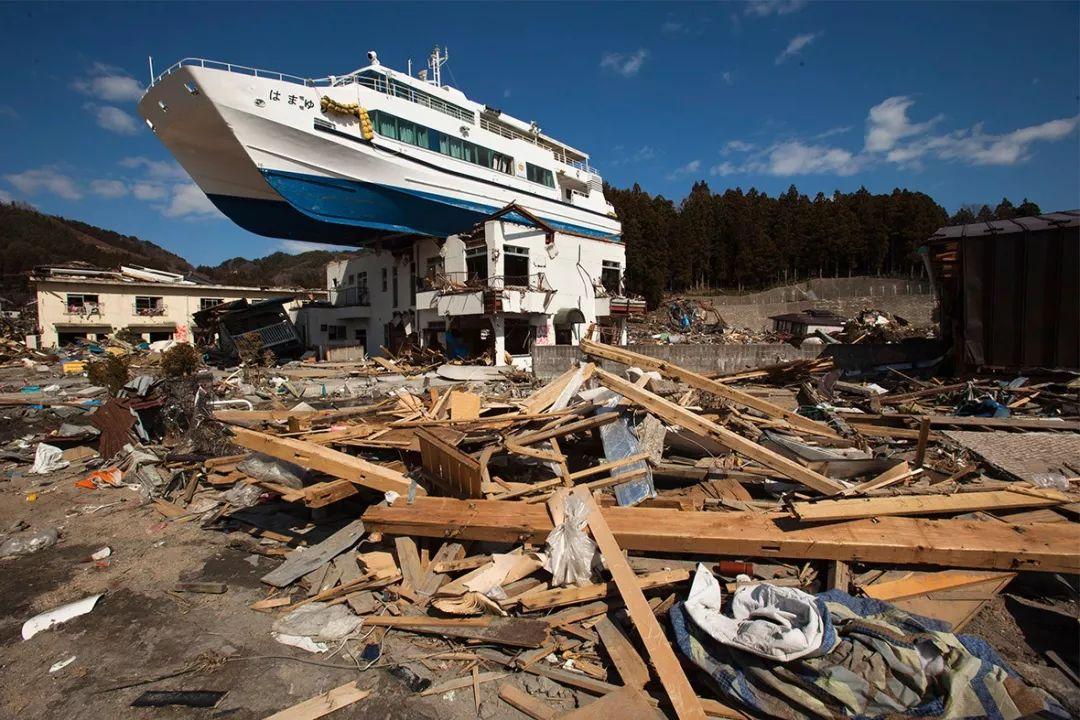 日本311大地震虽然过去了整整7年,这些照片却是第一次见…