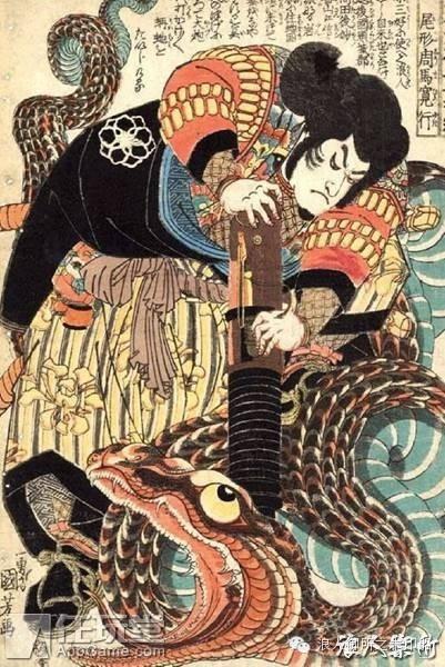 臨兵闘者皆裂陣在前——谈谈日本忍者