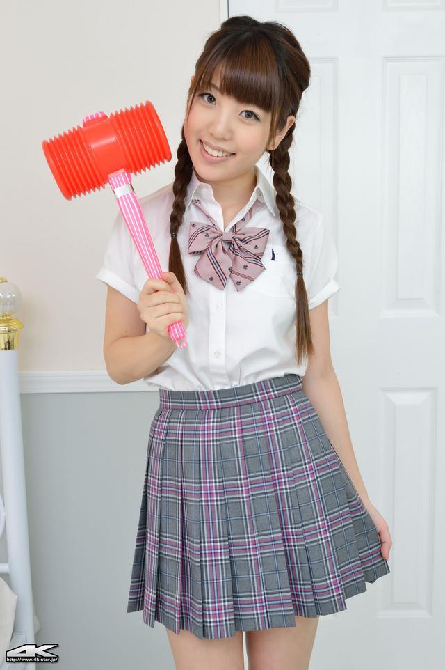 日本学生妹白石瑞穗水手服写真