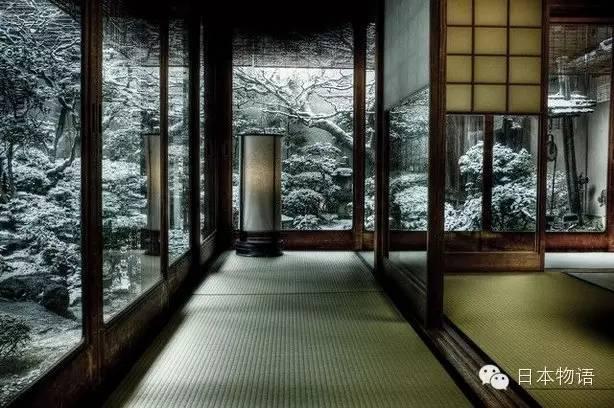 日本和室,一见倾心
