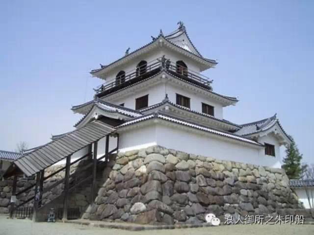 【天守】城堡记录的日本战国史:艺术与战术完美结合