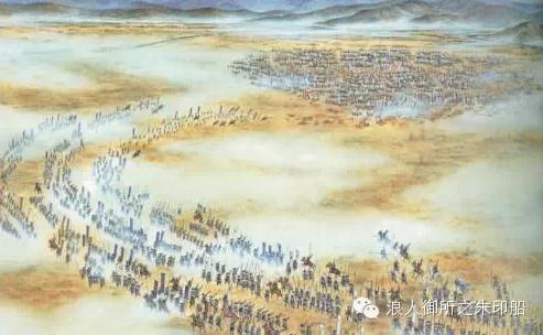 【日本战国是如何打仗的】阵法篇